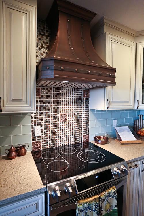 Kitchen remodeling finish